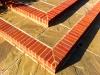 Brick mitred detail