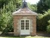 Brick & stone summerhouse