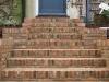 Reclaimed Brick Steps