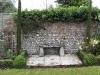 Knapped flint boundary wall