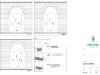 Bespoke Oak Door - Construction Drawing