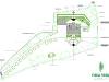 Landscape Design - Large Scale - Paving, Steps, Large Planting Scheme