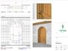 Bespoke Oak Door Design