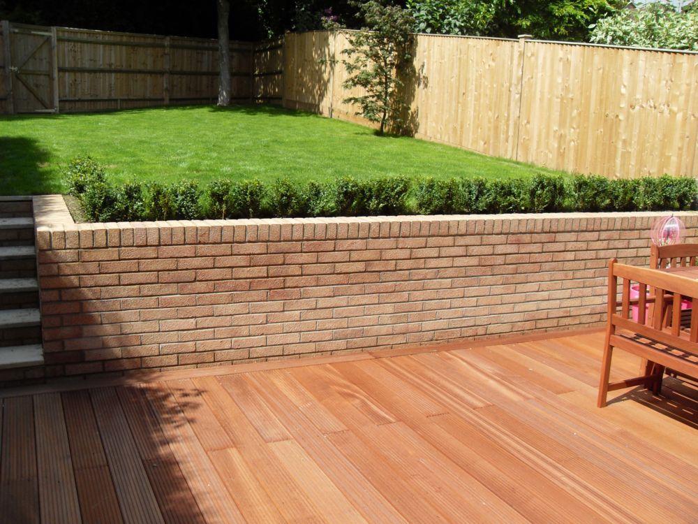 Decking southampton decking hampshire decking surrey for Garden decking materials