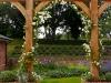 Oak joinery detail