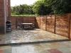 Cedar walls - Great for a contemporary look