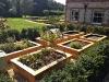 Kitchen garden in Winchester