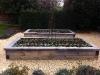 Raised Oak Vegetable Planters