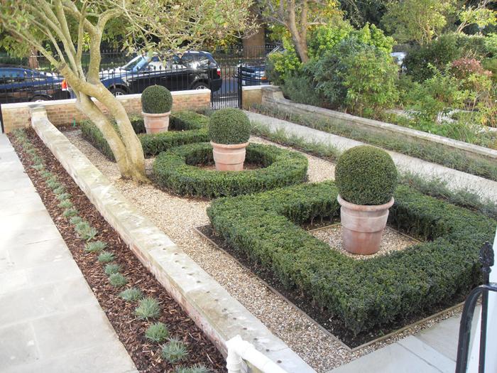 Garden Design Themes and Styles Portfolio - Formal - New ...