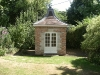 The finished Summerhouse building, a proud achievement of our Specialist Brickwork team