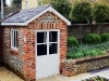 Summer House - Brick & Flint - Reclaimed Slate Roof