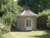 Summer House - Brick & Flint - Purbeck Stone