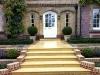 Haddonstone Entrance Steps - Complete