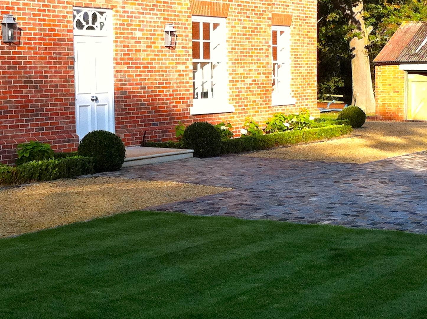 Garden Design Portfolio A Formal English Garden