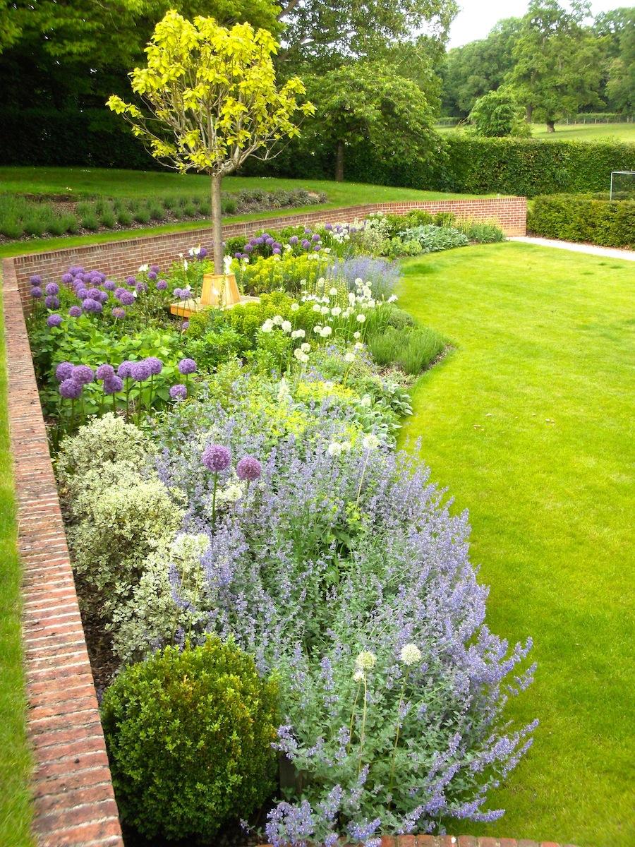 Garden Design Portfolio Materials And Features
