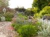 Classic english cottage planting