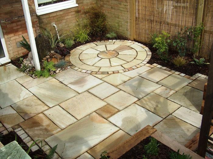 Garden Design Portfolio Contemporary Courtyard New Leaf