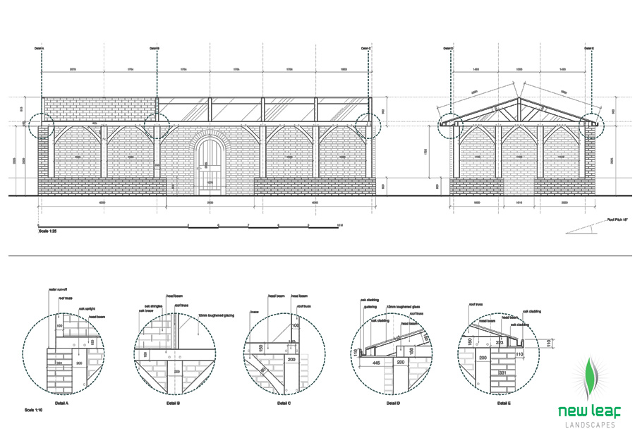 Outhouse - Construction Drawing