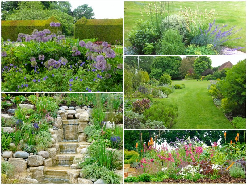 planting design Hampshire